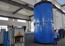 large-scale vertical annealing furnace